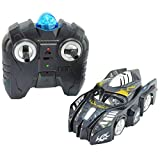 VG Toys & Novelties 2 In 1 Floor / Wall Climber Climbing Rechargeable Remote Control Car (Black)