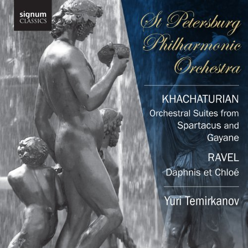 Khachaturian: Orchestral Suites from Spartacus and Gayane