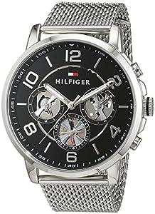 Tommy Hilfiger Hombre Reloj de pulsera Sophisticated Sport analógico de cuarzo Acero inoxidable 1791292