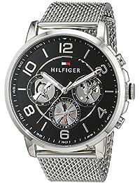 Tommy Hilfiger Herren-Armbanduhr Sophisticated Sport Analog Quarz Edelstahl 1791292