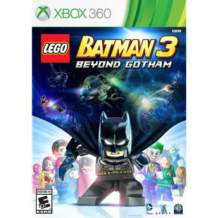 Warner Bros. Lego Batman 3: Beyond Gotham (Xbox 360) WLM - Batman 3 360-lego Xbox