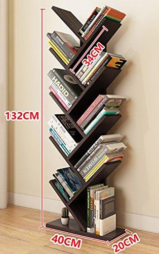 Seso Uk Creative Book Shelf Tree Storage Shelter Children Student
