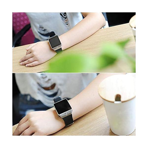 Zinniaya Smart Watch Dz09 Gold Silver Smartwatch Relojes para iOS para Android Sim Card Camera Camera Watch 9