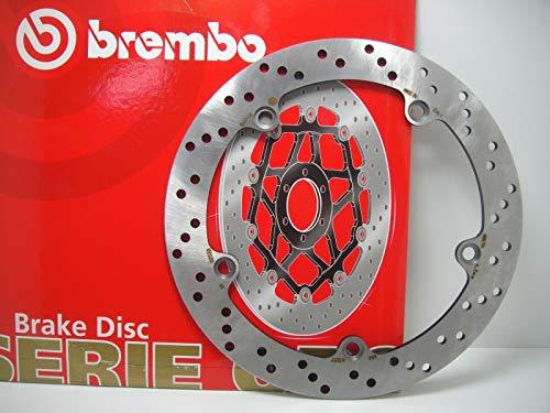 DISCO FRENO POSTERIORE BREMBO R 1100 S 19982006 R 1150 GS 19992004 R 1150 GS ADVENTURE 20022005 R 1150 R 20012006 R 1150 R ROCKSTER 20032006 R 1150 RS/RT 20012005
