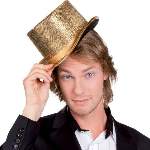 co gold, Einheitsgröße (Gold Disco Kostüm)