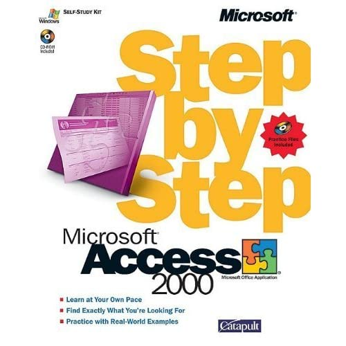 Microsoft® Access 2000 Step by Step by Catapult Inc. (1999-05-08)