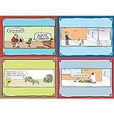 Baumfreie Grüße Break einige Regeln Rhymes mit Orange Geburtstagskarte Sortiment, 12,7x 17,8cm, 8Karten und Umschläge Pro Set (ga31629)