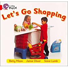 Collins Big Cat – Let's Go Shopping: Band 02b/Red B