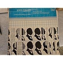 FOULDS, John: Seven Essays in the Modes; Variazioni e improvvisati su un thema originale; English Tune with burden; Gandharva-Music; April England -- Peter Jacobs (piano) ----FOULDS John (Inghilterra)-JACOBS Peter (pianoforte)-ALTARUS - STATI UNITI-Vinyl LP-AIR 2 9001