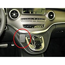 Brodit ProClip Coche - Soporte (Teléfono móvil/smartphone, Coche, Soporte pasivo, Negro, ABS sintéticos, Mercedes Benz V-Class 16-17)