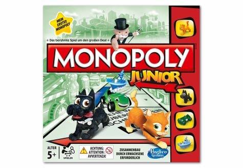 00 - Monopoly Junior, Familienspiel ()