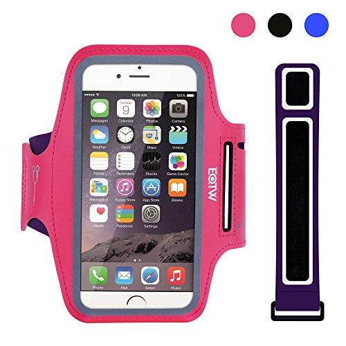 EOTW Sportarmband Handyhülle universell passend für iPhone, Samsung, HTC, usw, Oberarmtasche In Verschiedenen Farben und Größen für Laufen (5,5 - S3 Case Galaxy Armee-samsung