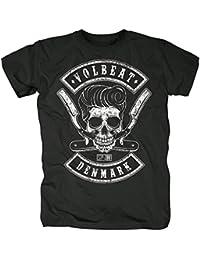 Volbeat Victorious Camiseta Blanco