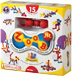 Slinky ZOOB JR. 15-Piece-Primary, Other, Multicoloured