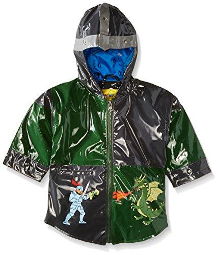 Kidorable Originale di Marca Cappotto Di Pioggia Cavaliere Adorabile per bambini, ragazze, ragazzi (70-76)
