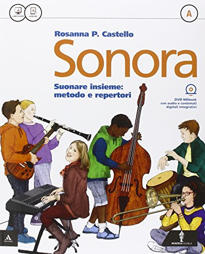 Sonora. Per la Scuola media. Con e-book. Con espansione online: 1