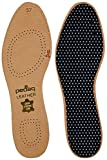 Pedag 172 Leather Naturally Tanned Sheepskin Insole with Activated Carbon, Tan, Men's 10/11