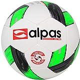 10x alpas Leichtbälle/Leichtball / Fußbälle Gr.5-290g + 1x Ballsack kostenlos