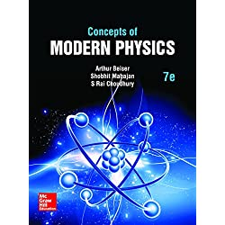 Concepts of Modern Physics (SIE)