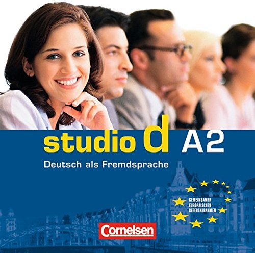Studio d A2. Audio - CD