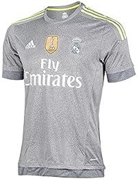 2º Equipación Real Madrid C.F 2015/2016 - Camiseta oficial adidas, ...