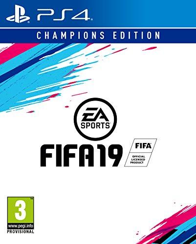 FIFA 19 Edición Champions (precio: 84,95€)