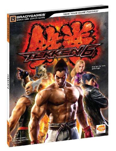 Tekken 6 Signature Series Strategy Guide