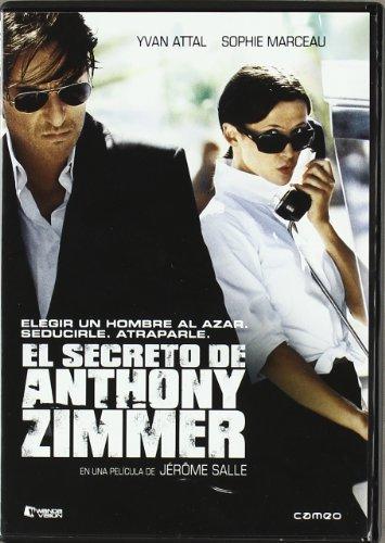 El secreto de Anthony Zimmer [Spanien Import]
