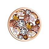 Meilanty Coin 33mm Rosegold Plated GP-10
