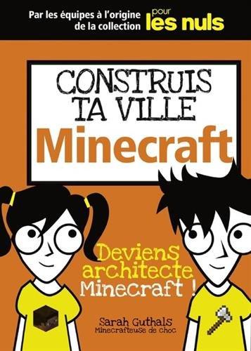 Construis ta ville Minecraft