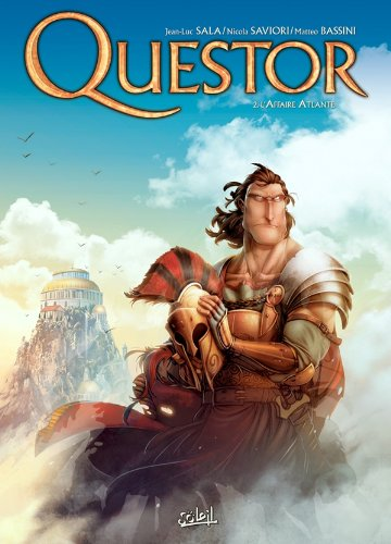 QUESTOR T02 L'AFFAIRE ATLANTE