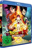 DVD Cover 'Dragonball Z - Resurrection F [Blu-ray]