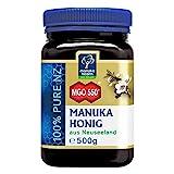 Manuka Health aktiver Manuka-Honig MGO 550+, 1er Pack (1 x 500 g)