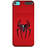 Printfidaa Apple iPod Touch 6, Apple iPod 6 (6th Generation) Back Cover Animated Spyder Printed Designer Back Case