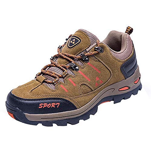 Lanskrlsp scarpe da trekking unisex scarpe da passeggio per esterni scarpe da trekking casual da escursione unisex scarpe da donna impermeabili traspiranti