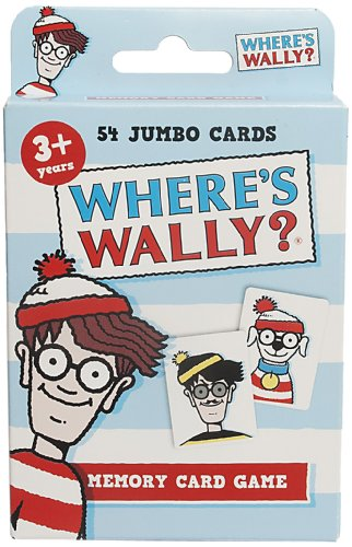 Wheres Wally Card Game