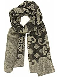 Fashiongen - Echarpe, pashmina soie 190 cm Midoli