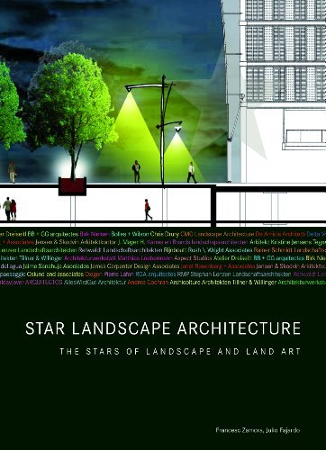 Star Landscape Architecture: The Stars of Landscape and Art by Francesc Zamora Mola (2010-10-25)