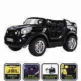 Elektroauto für Kinder, 12V, Mini Cooper Beachcomber mit Fernbedienung, Elterliche Aufsicht empfohlen, Lizenzprodukt von Mini, von CHRISTOM®
