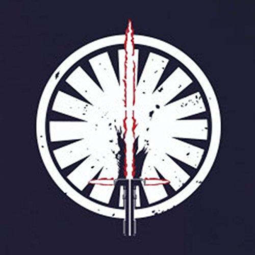 Sw: Kylo Ren Logo - Borsa Di Stoffa / Borsa Marrone