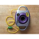 Crayola 2.1MP Digital Camera for Children Easy to Use - Purple