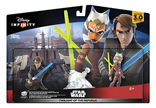 Disney Infinity 3.0 Edition: Star Wars Twilight of the Republic Play Set by Disney Infinity (Disney Infinity Play Sets Wii)