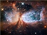 Póster 80 x 60 cm: Nebula SH 2-106 de NASA/Science Photo Library - impresión artística, Nuevo póster artístico