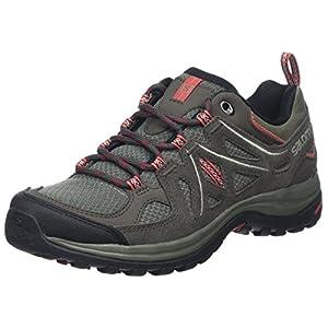 51dMc%2BBhUbL. SS300  - Salomon Women's Ellipse 2 Aero W Low Rise Hiking Shoes