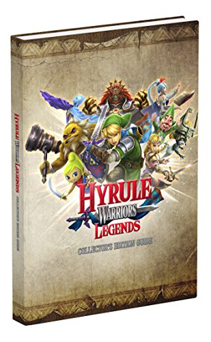 Guía Hyrule Warriors Legends
