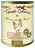Terra Canis | Huhn mit Amaranth, Tomate und Basilikum | 6 x 800 g