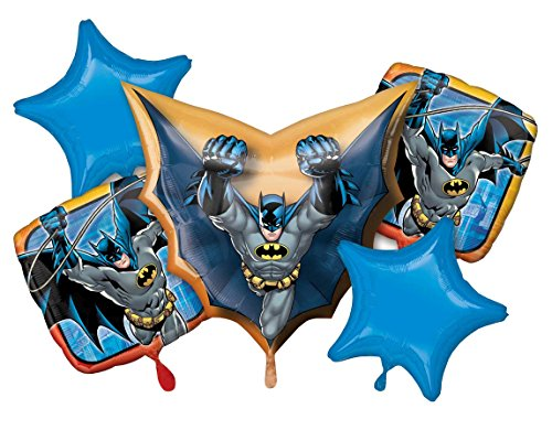Amscan Folienballon Bouquet Batman