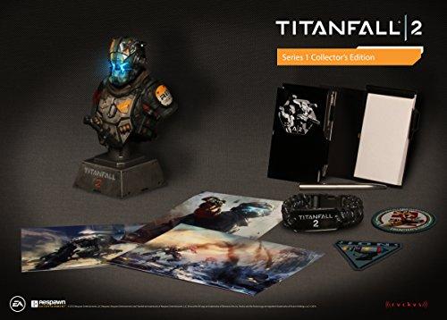 Titanfall 2 'Vanguard SRS' Collectors Edition Merchandise - ohne Spiel