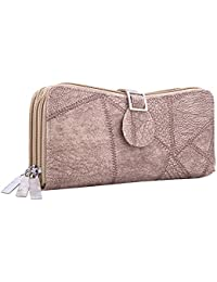 BFC-Buy For Change Stylish Elegant Synthetic Handmade Wallet/ Clutch/ Purse For Girls