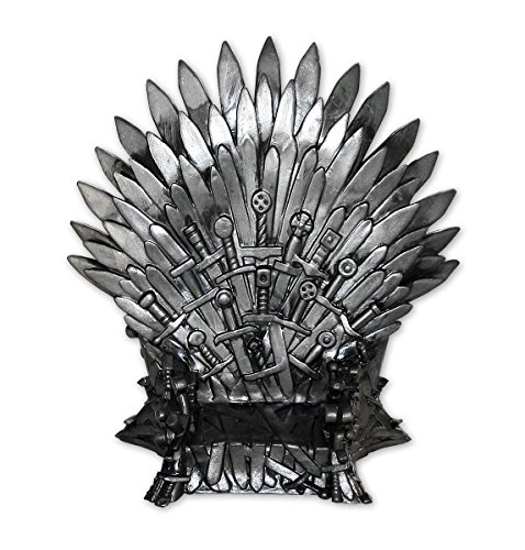 Funko - Figurine Game of Thrones - Iron Throne Nycc 2015 Pop 15Cm